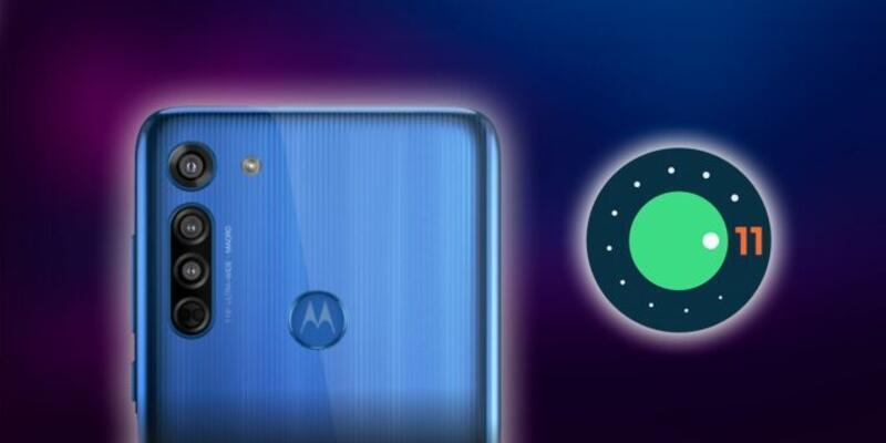 Android 11 alacak Motorola modelleri