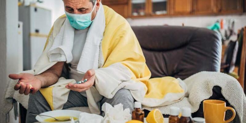 İlaç kullanmayanlar koronavirüsü zor atlatıyor