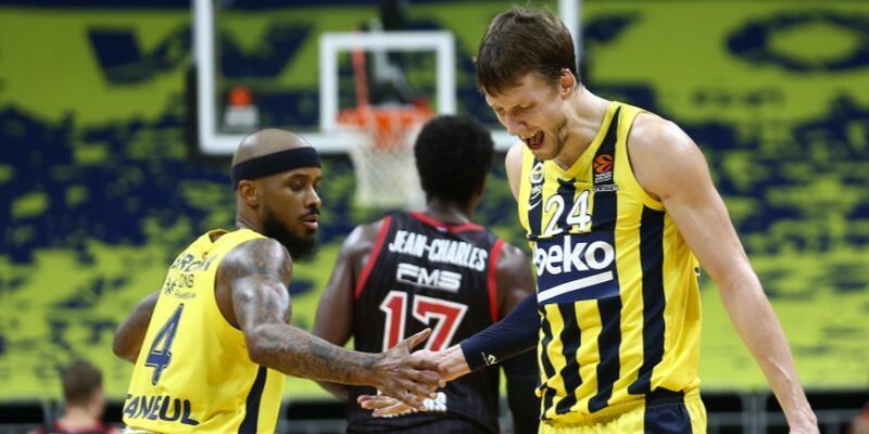 Fenerbahçe Olympiakos'u yendi