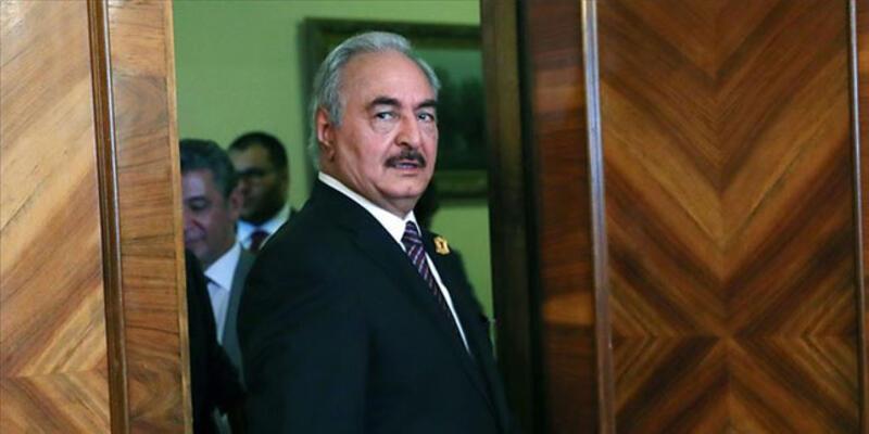 Libya ordusundan savaş çağrısı yapan Hafter'e uyarı