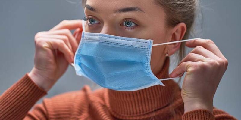 Maskenin altında doğru nefes tekniği
