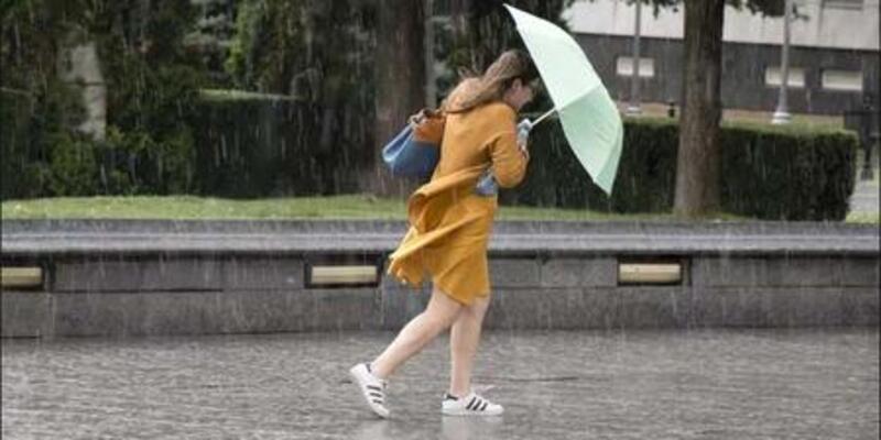 26 Aralık hava durumu: Meteoroloji'den sağanak yağış ve rüzgar uyarısı