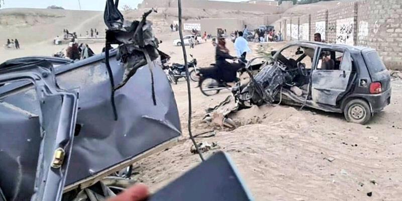 Pakistan'da patlama: 2 ölü, 8 yaralı