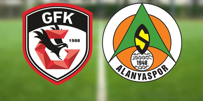 Gaziantep Alanyaspor maçı canlı yayın hangi kanalda? Antep - Alanya maçı saat kaçta izlenecek?