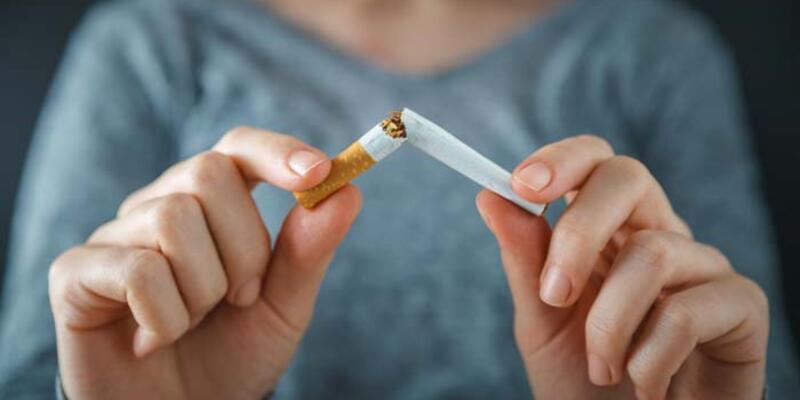 'Sigara içenler daha az tat alıyor'