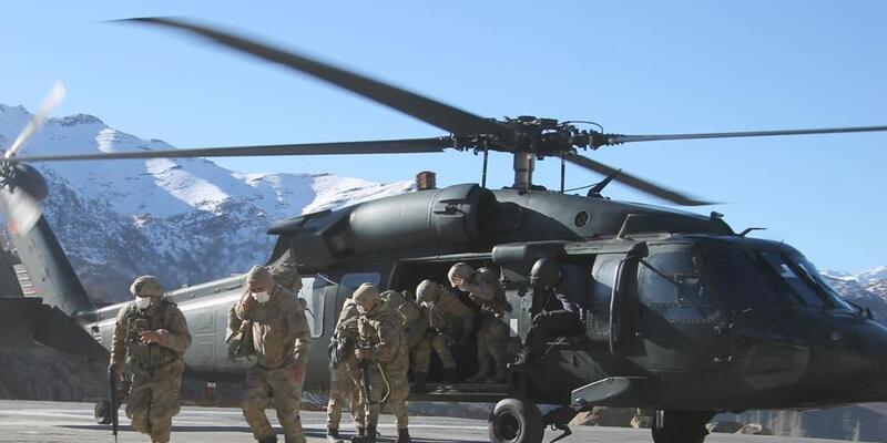 İçişleri: Yıldırım Operasyonları'nda bugüne kadar 148 terörist etkisiz hale getirildi