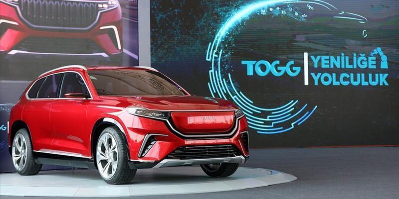 TOGG'dan yerli otomobil paylaşımı