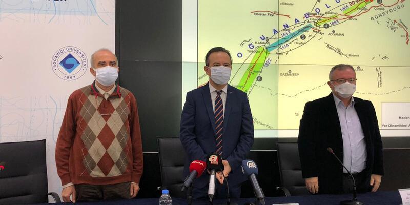 Kandilli Rasathanesi Müdürü Özener'den flaş 'Elazığ depremi' açıklaması