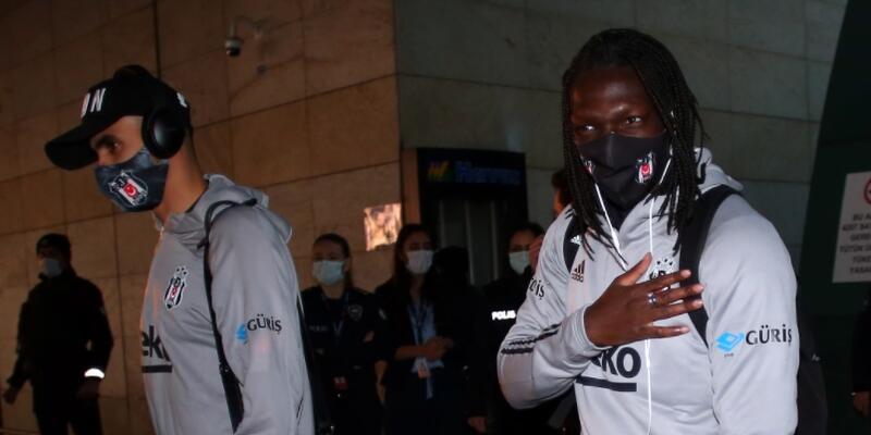 Beşiktaş'ın Sivasspor kadrosu