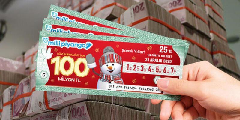 Milli Piyango yılbaşı biletinizi online alabilirsiniz! 100 milyon liralık büyük ikramiye için geri sayım