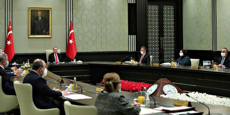 Kabine toplantısı ne zaman, saat kaçta? Cumhurbaşkanı açıklaması canlı yayında CNN TÜRK'te!