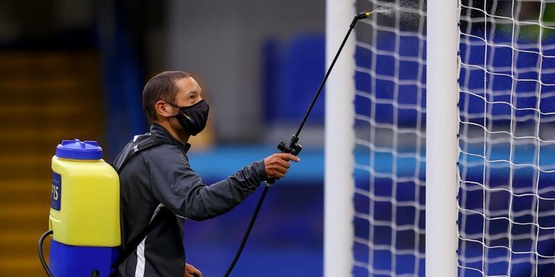 Everton-Manchester City maçı ertelendi