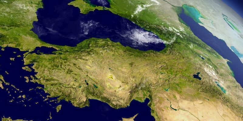 Tarihi uçuş: Ermenistan hava sahasını açtı