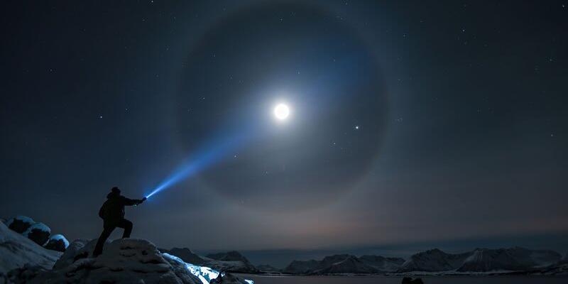 Ay halkası(Ay halesi) nedir, neden oluşur, ne zaman ortaya çıkar?