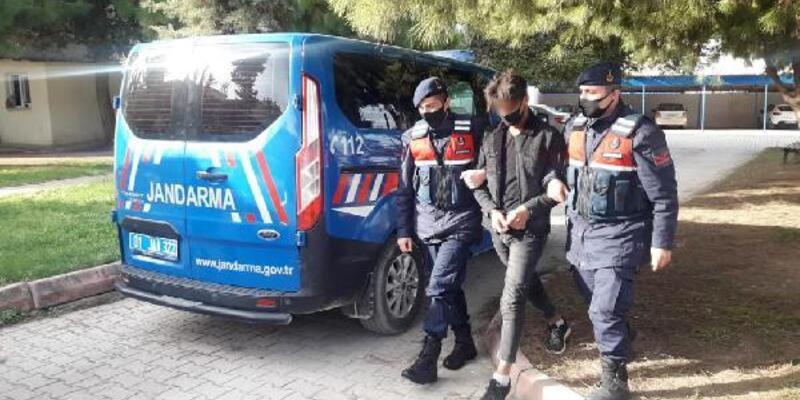 DEAŞ'lı terörist tarım işçilerinin çadır bölgesinde yakalandı