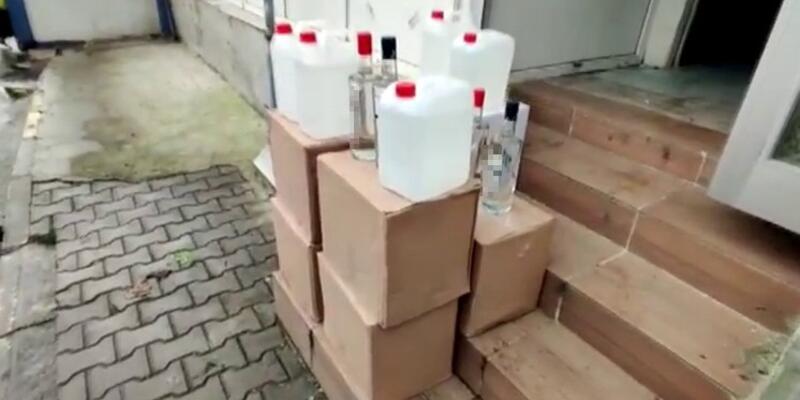 Yılbaşı öncesi 'sahte içki' operasyonu