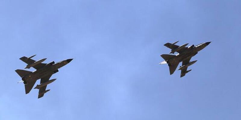 ABD'den gerginliği tırmandıran hamle! Bombardıman uçakları havalandı