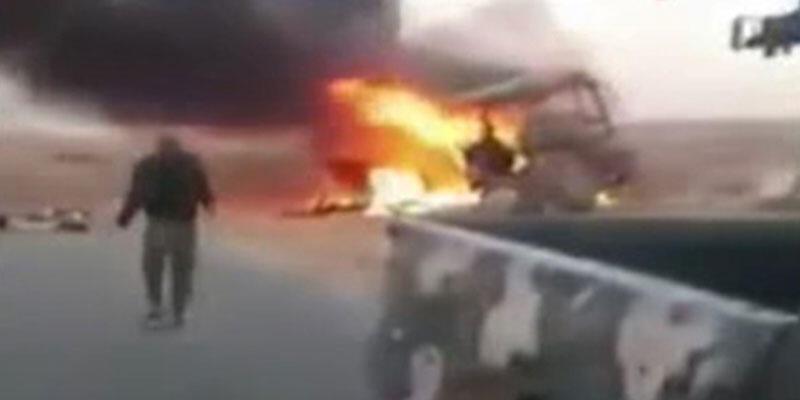 Suriye'de yolcu otobüsüne saldırı: 25 ölü, 13 yaralı