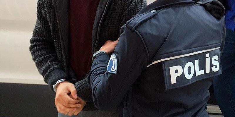 DAEŞ üyesi İzmir'de yakalandı