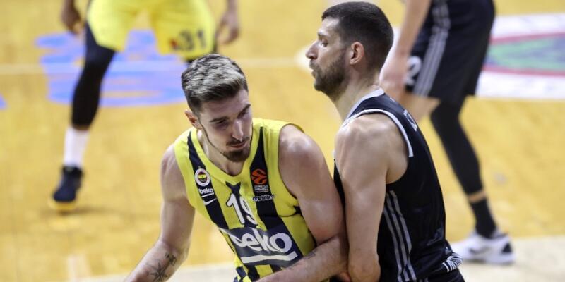Fenerbahçe'den 22 sayı fark