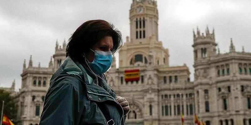 İspanya'da Kovid-19 vaka sayılarında yeniden artış başladı