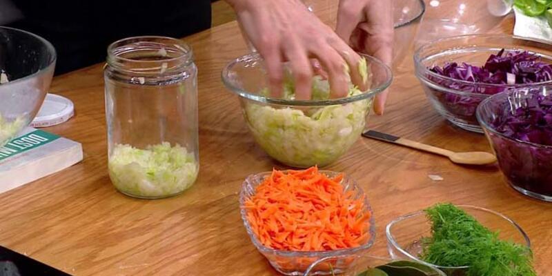 Fermente lahana turşusu tarifi
