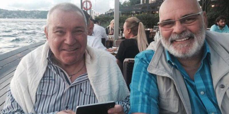 Rasim Öztekin'in acı günü: Abisi hayatını kaybetti