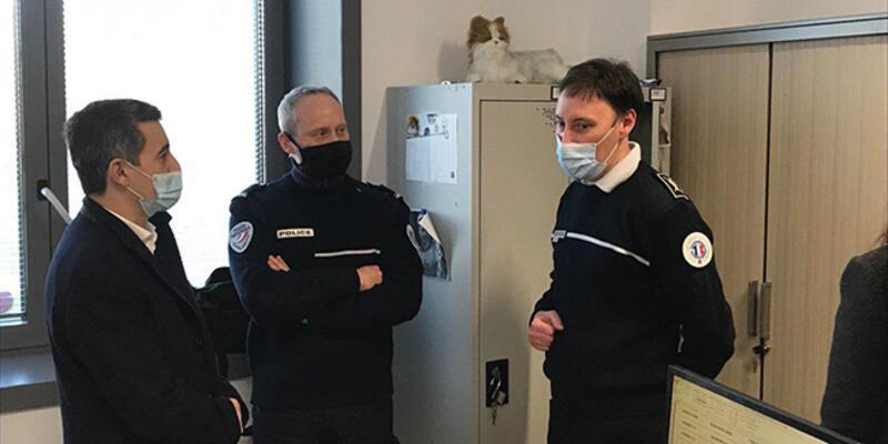 Fransa, yılbaşı partilerini durdurmak için 100 bin polisi seferber etti