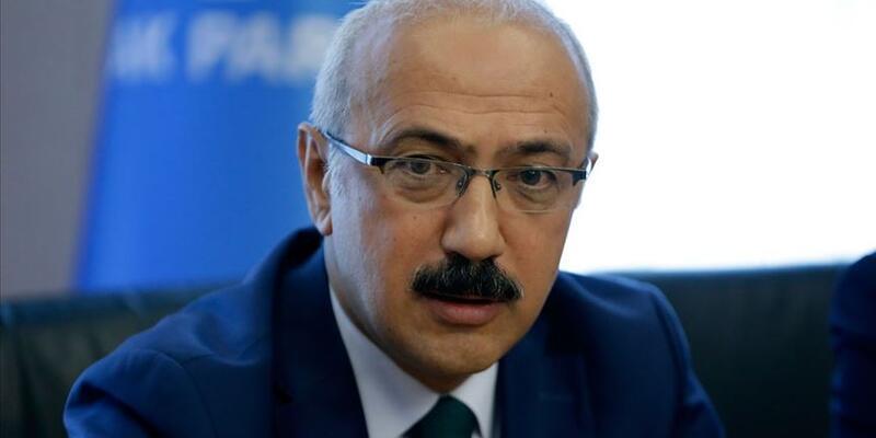 Hazine ve Maliye Bakanı Elvan'dan önemli açıklamalar