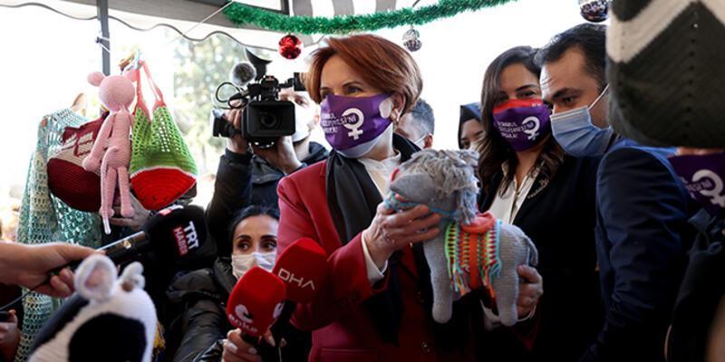 İYİ Parti Genel Başkanı Akşener'den reform çağrısı