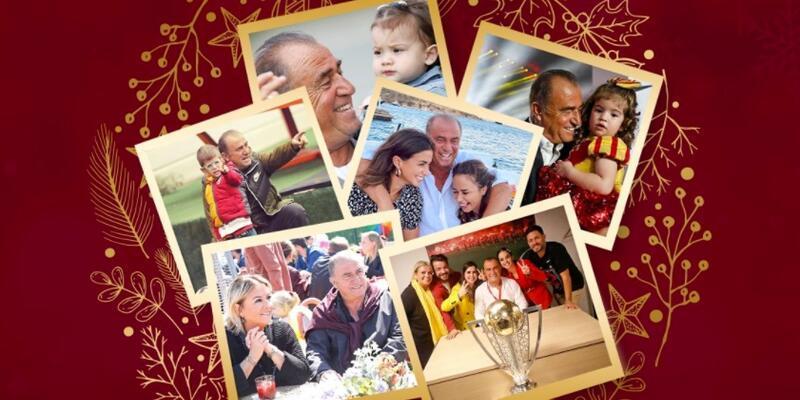 Fatih Terim'den yeni yıl mesajı