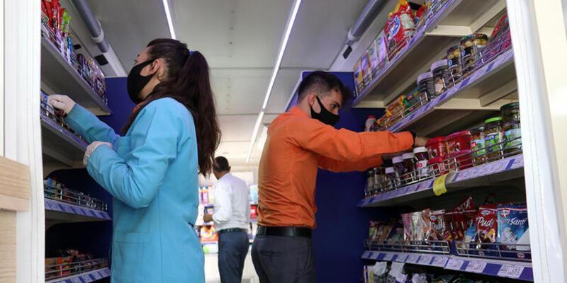 Sokağa çıkma yasağında marketler açık mı, kaça kadar? 3 Ocak 2021 A101, BİM, ŞOK market kaçta açılıyor, kapanıyor?