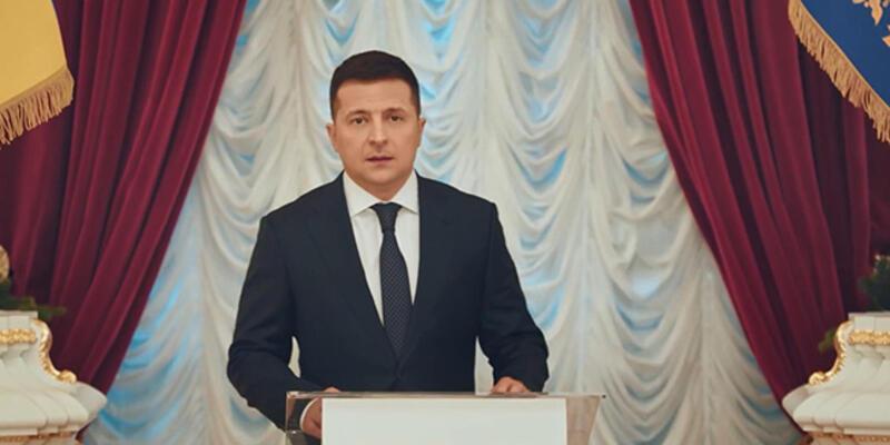 Ukrayna Devlet Başkanı Zelenskiy'nin yeni yıl konuşmasında 'Türkiye' mesajı