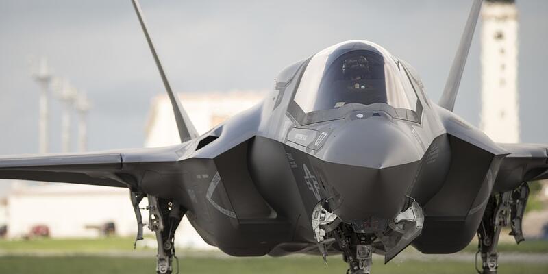 Son dakika haberi... ABD, F-35'lerde tam kapasiteli seri üretimi askıya aldı