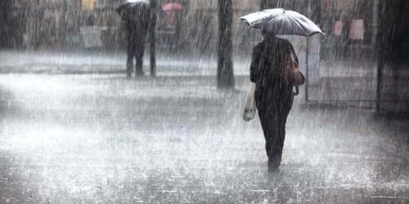 2 Ocak 2021 hava durumu: Meteoroloji'den sağanak uyarısı