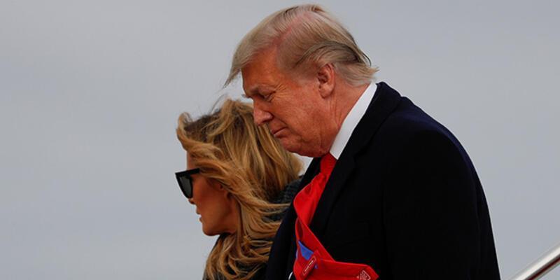 Trump tatilden niye erken döndü?