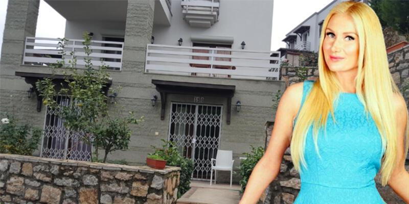 Elleri kelepçeli evinde ölü bulunan Ukraynalı Kristina, en son yemek siparişi vermiş