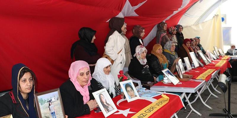 Bakan Soylu: Diyarbakır Anneleri'nin sayısı 184'e çıktı