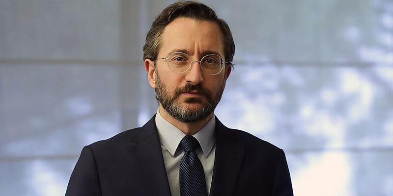 """Cumhurbaşkanlığı İletişim Başkanı Altun'dan """"darbe açıklamaları""""na tepki"""