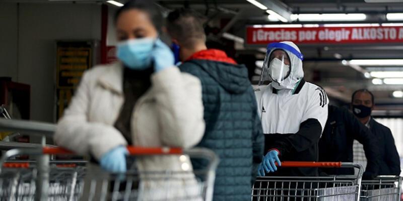 Peru ve Kolombiya'da Kovid-19 önlemleri artırıldı