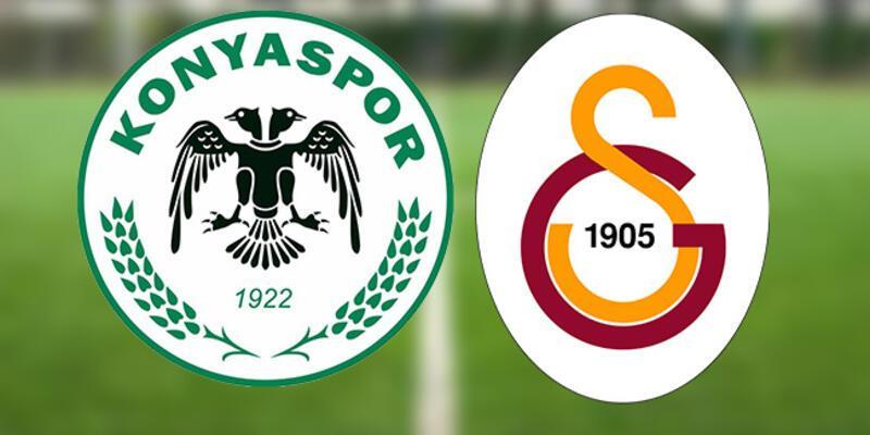 Konyaspor Galatasaray maçı ne zaman, saat kaçta? Konya GS maçı canlı yayın izleme bilgileri