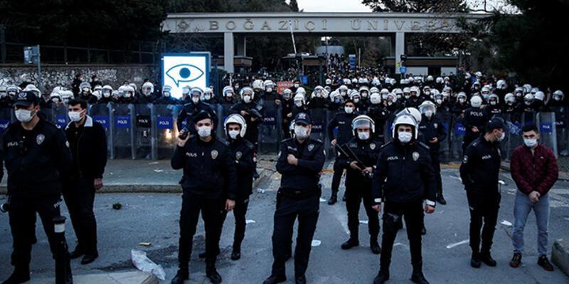 İstanbul Valiliği'nden Boğaziçi Üniversitesi önündeki gösterilere ilişkin açıklama