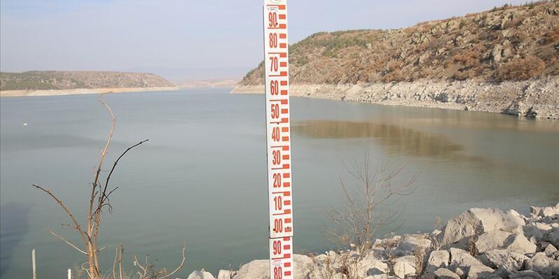Başkentte '110 günlük su kaldı' uyarısı