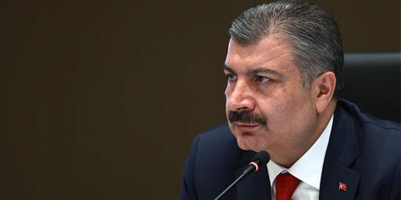 Sağlık Bakanı Koca, Şehit Fethi Sekin'i andı