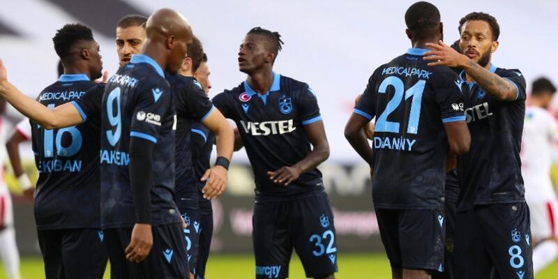Trabzonspor Ekuban'la kazandı