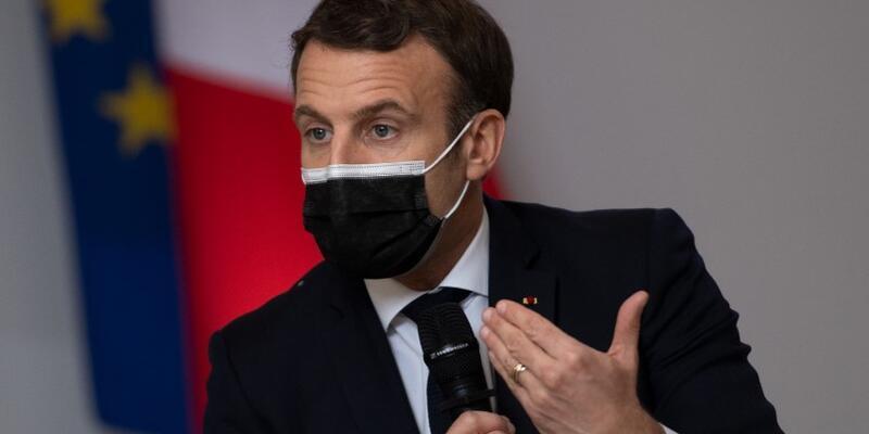 Fransa Cumhurbaşkanı Macron'dan ABD'deki olaylara ilişkin açıklama