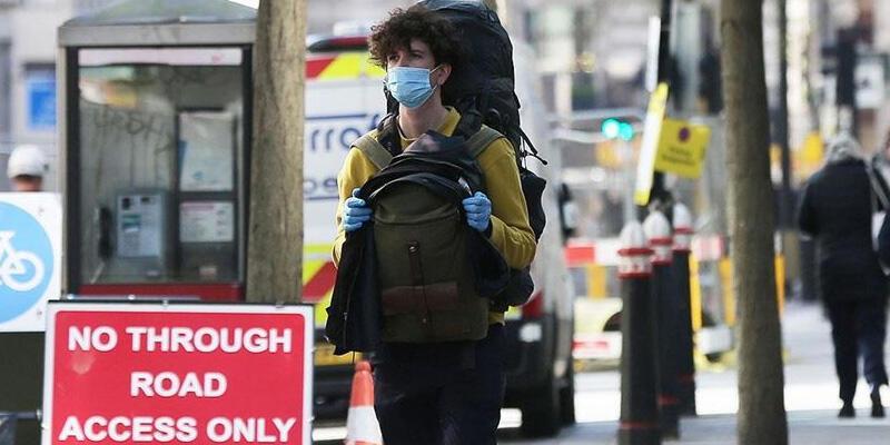 Son dakika haberi: İngiltere'de son 24 saatte 1162 kişi hayatını kaybetti
