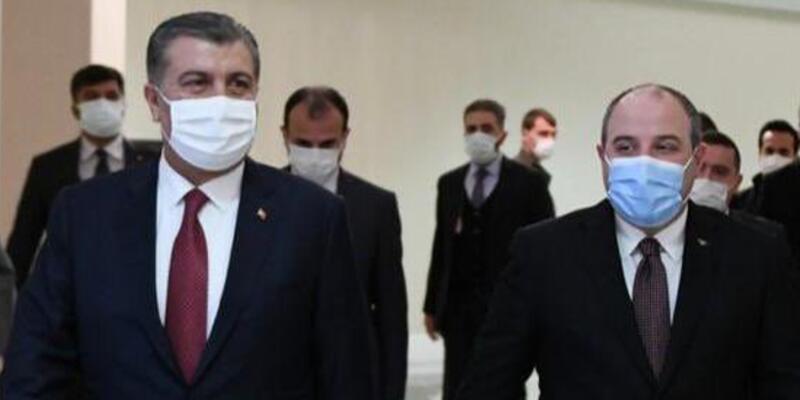 Sağlık Bakanı Fahrettin Koca'dan yerli aşı açıklaması