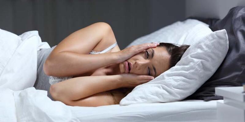 Huzursuz bacak sendromu uykuyu bile engelliyor!