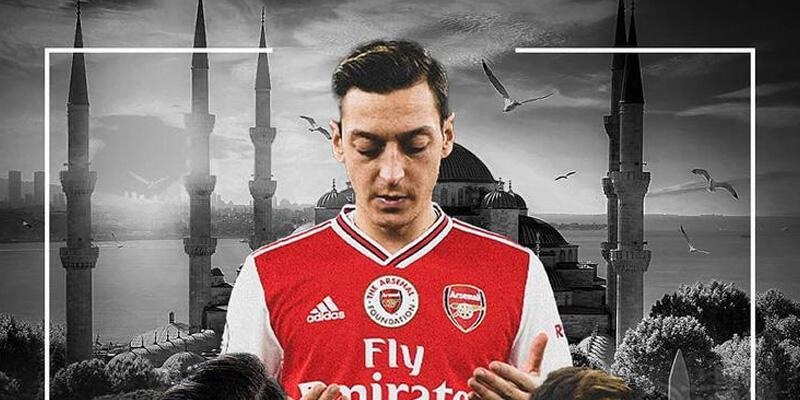 Son dakika... Mesut Özil'den heyecanlandıran paylaşım